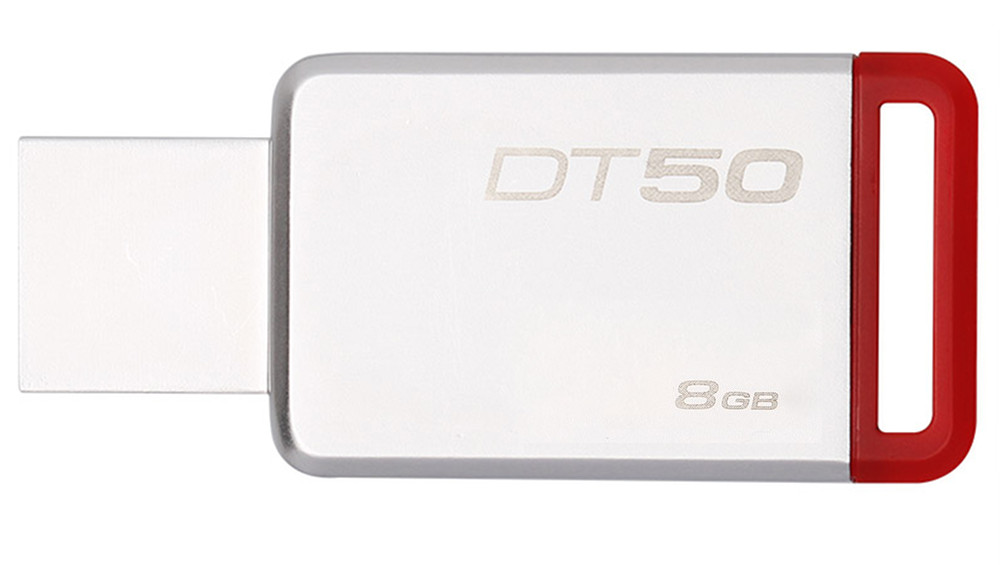 Kingston DT50 (8 гигабайт)